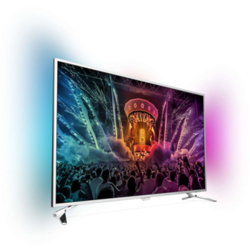 "Philips 43"" (109cm) 43PUS6501/12 4K UHD (3840×2160) Ambilight LED TV"